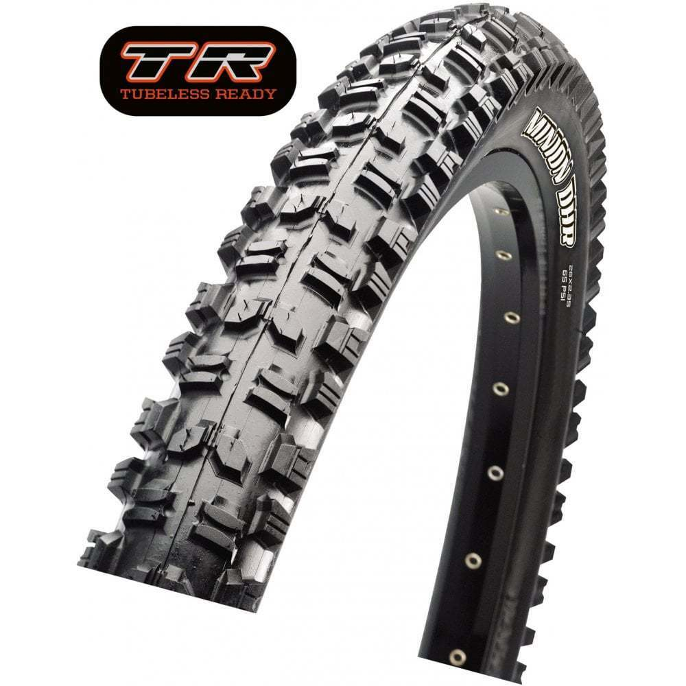 Maxxis Minion DHR II Mountain Bike Tyre - All  Sizes  waiting for you