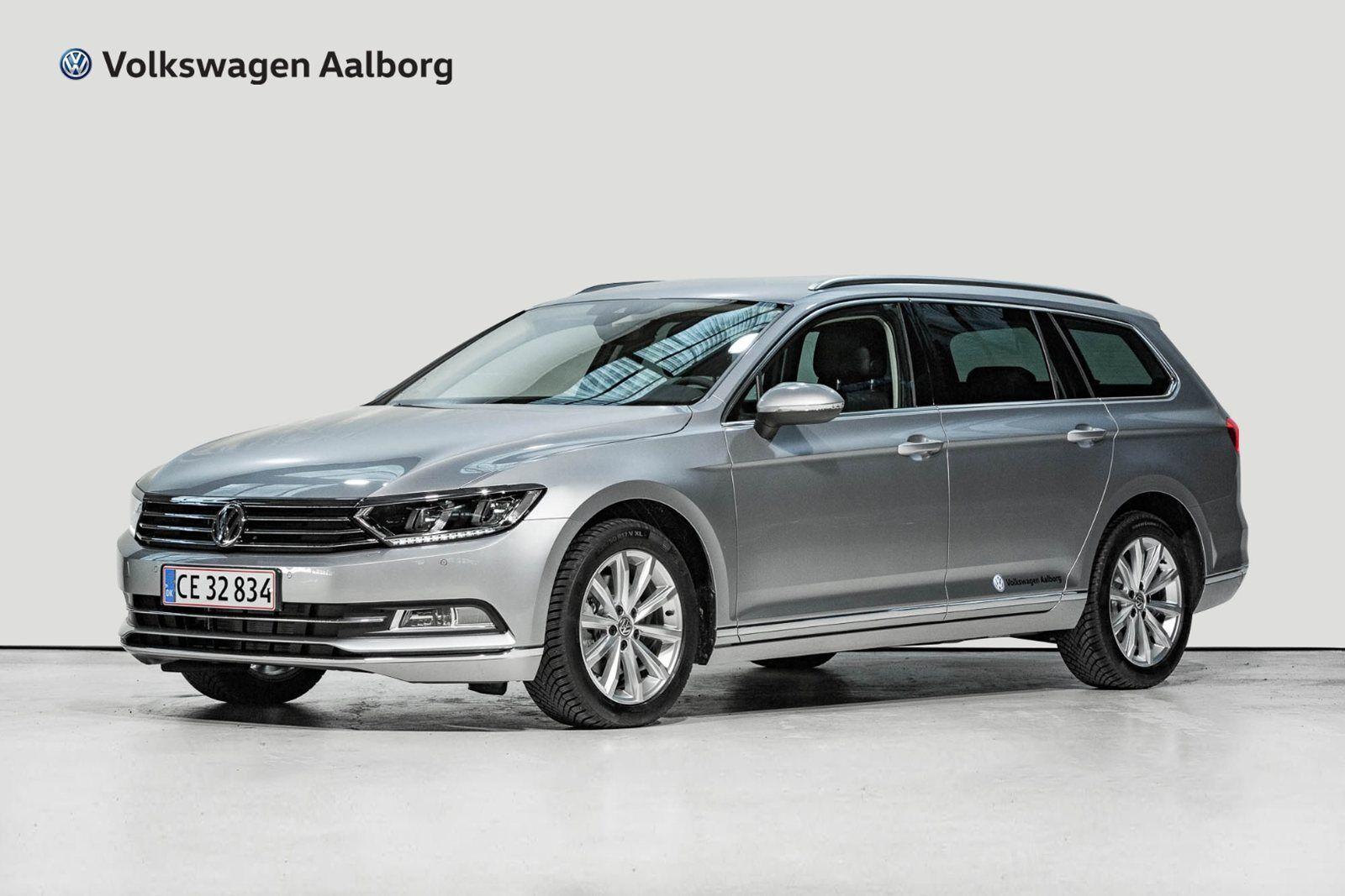 VW Passat 1,5 TSi 150 Highl. Prem. Vari. DSG 5d - 389.000 kr.