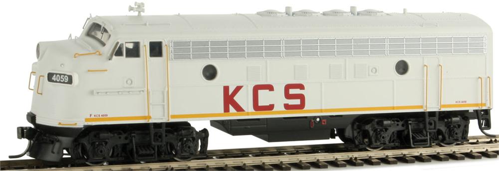 Spur H0 - Diesellok F7A Kansas City Southern -- -- -- 24048 NEU    Verschiedene Waren  5e1515
