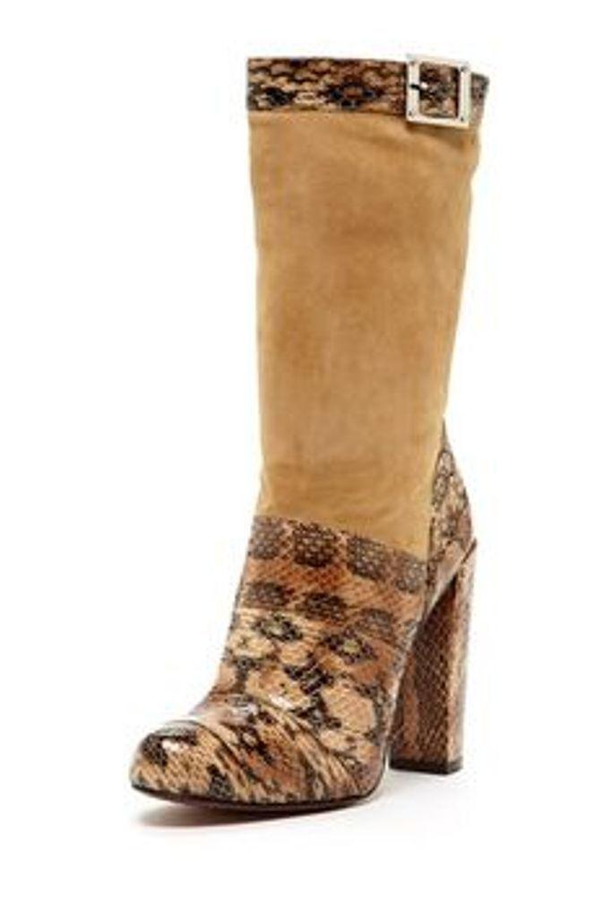 Rachel Zoe Claudia Mid Shaft High Heel Heel Heel bottes Taille 9.5  495.00 cae61b