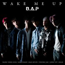 B.A.P Japan 7th Single [WAKE ME UP] Type B (CD only) Regular Edition
