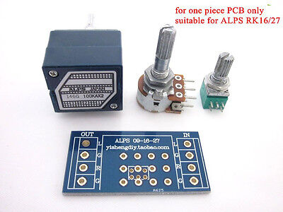 Adapter PCB for ALPS RK27 RK16 RK09 Potentiometer board high quality