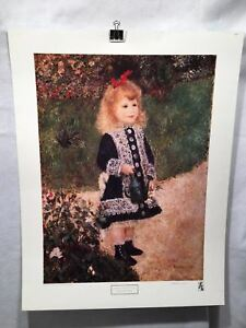 A-Girl-With-A-Watering-Can-Pierre-Auguste-Renoir-Harrads-Art-Poster-29-x-22