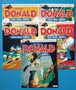 Donald Duck Entenhausen-Edition von Carl Barks Nr 57 ungelesen