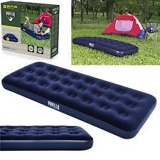 tesco indoor outdoor 4 in 1 single inflatable sofa bed blue a ebay rh ebay co uk