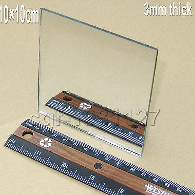 First 1st Surface Mirror, Laser Optics, 10×10cm First Surface, Mirror Only