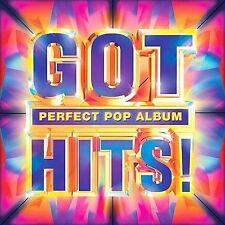 Got Hits (CD) Perfect Pop Album 20 Tracks SEALED Aaliyah Coldplay Nivea