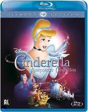 BLU RAY : Cinderella ASSEPOESTER CENDRILLON - WALT DISNEY - DIAMOND EDITION