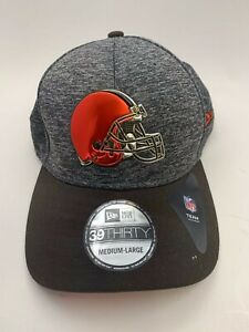 dbd09c9b Details about Cleveland Browns Hat New Era 2016 NFL Draft Fitted 39THIRTY  Cap reflective M/L