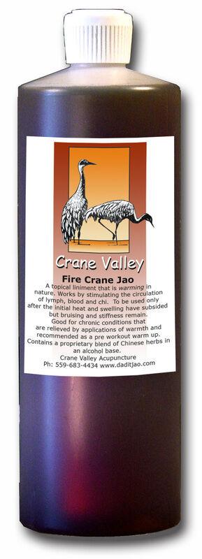 Dit da jao - Martial Arts - Fire Crane Jao 32oz