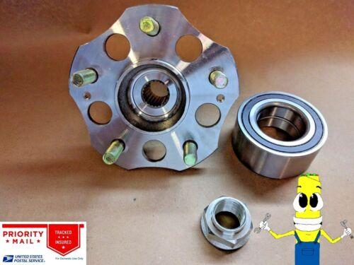 Premium REAR Wheel Hub /& Bearing Assembly Kit for Honda Element 2003-2009 ALL