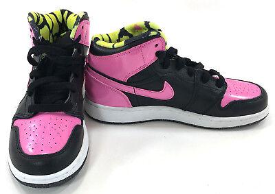 Nike Shoes Air Jordan 1 Phat Pink/Black Sneakers Mismatch 4.5/4 Womens 6.5/6 | eBay