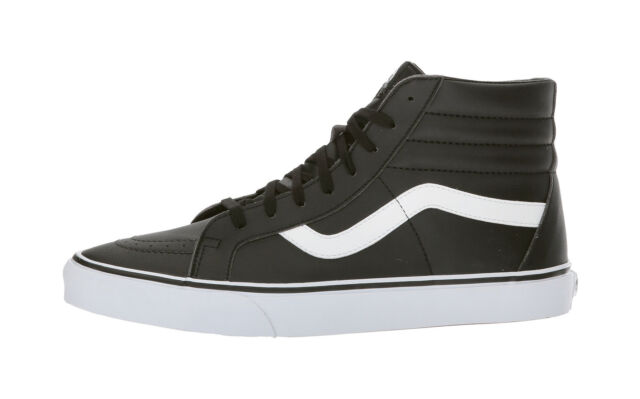 c1784209e60 Vans Men Women Unisex Shoes SK8 Reissue Classic Tumble Leather (Synthetic)  Black