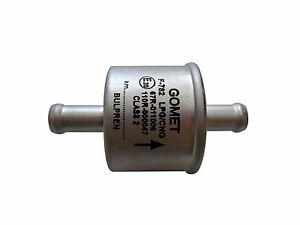 12/mm Filter F781 100/mm 2/x Gomet LPG Gas Filter
