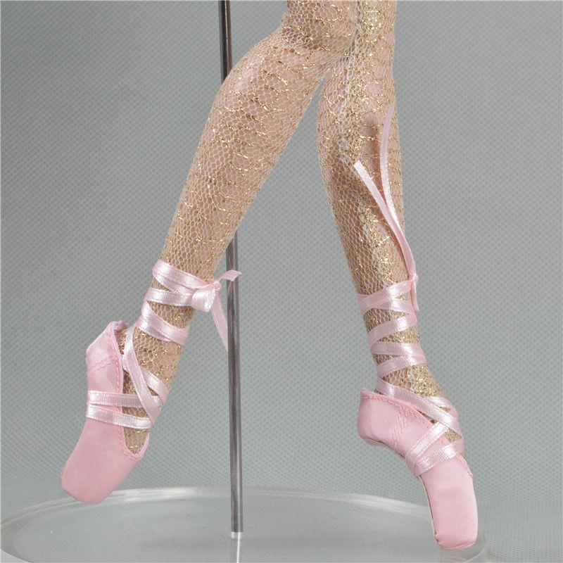"""16"""" Tonner Nu Mood Ballet series Shoes Spring Moonlight  Pink BL04"""