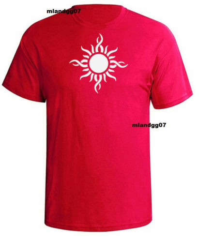 Tribal Sun Tattoo T-Shirt Shirt SIZES S-5XL