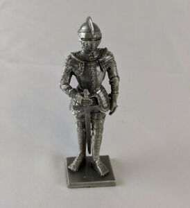 Pacific-Giftware-4-034-Tall-Medieval-Suit-of-Armor-Knight-Figure