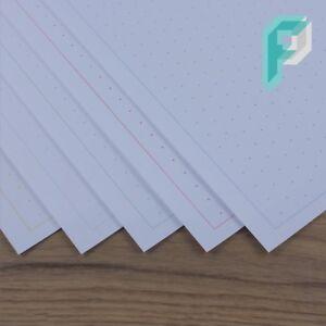 A3 points Grid Isometric Graph Paper 10 mm 1 cm- Choice of colour- 5 to 60 Sheets-afficher le titre d`origine s1rLnXMD-07194308-481361066