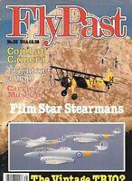 FlyPast Magazine 35 Stearman VC 10 RAF Leeming Halfpenny Green Typhoon DH2