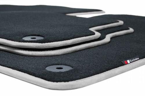Luxury-line Auto Fussmatten für Porsche Cayenne 9PA 955 Bj 2002-2010