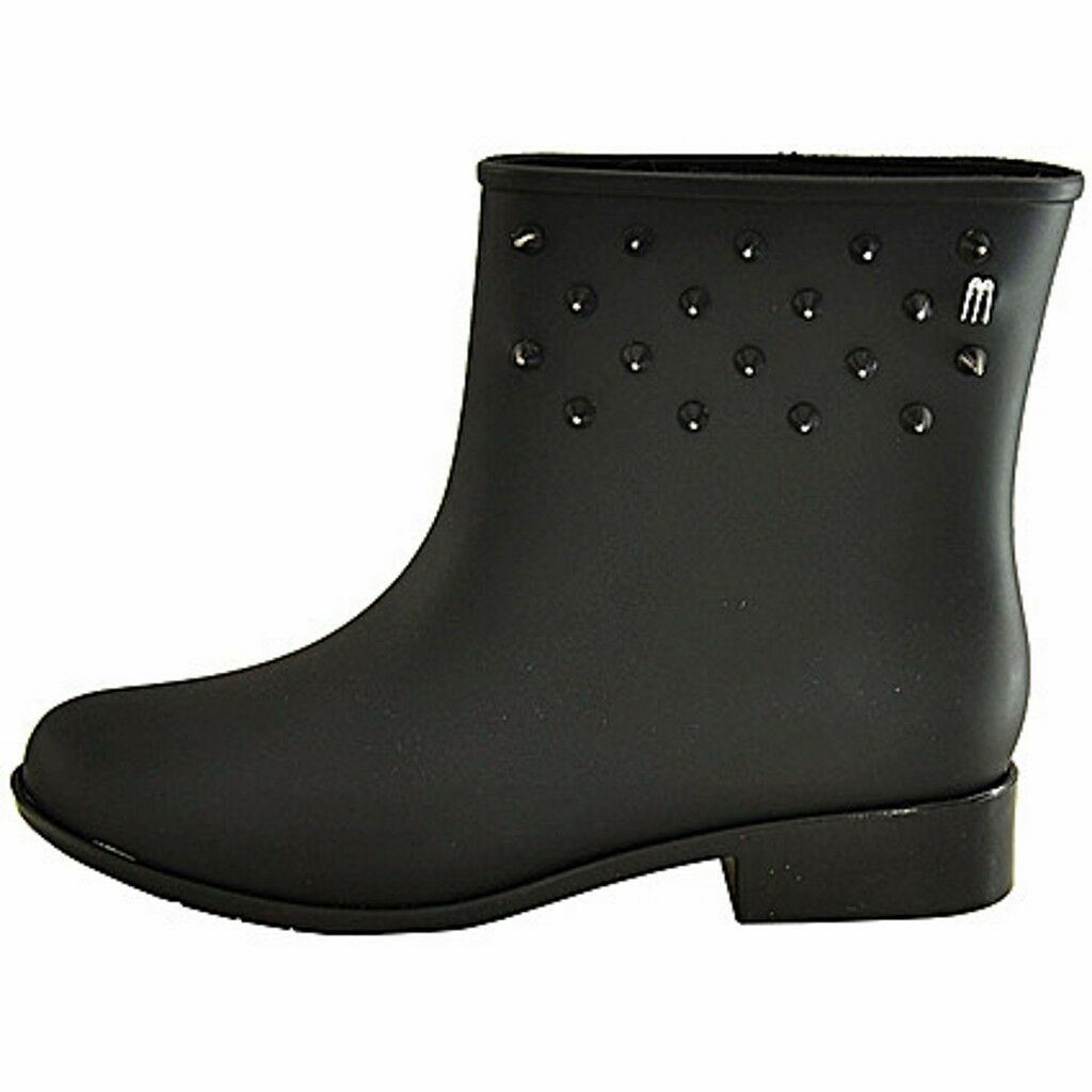 Melissa stivaletto borchie, ankle boots moon dust special