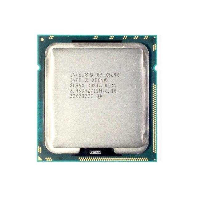 *Intel Xeon X5690 SLBVX 6x 3.46 GHz Six-Core 6-Core | Mac Pro & Server Upgrade*