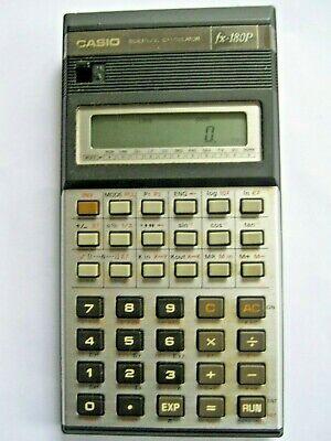 Casio Fx81-p Calculatrice Scientifique Avec Notice Pdf Testée Ok Comfortabel Gevoel