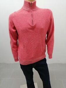 MAGLIONE-MARLBORO-CLASSIC-UOMO-Taglia-Size-L-Sweater-Man-Pull-Homme-Lana-3093