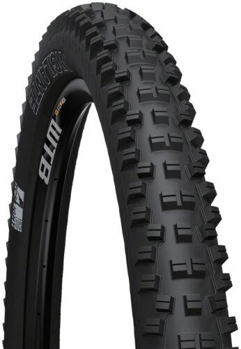 High Grip 27.5 x 2.6 WTB Vigilante Tire Black Light Folding TCS Tubeless