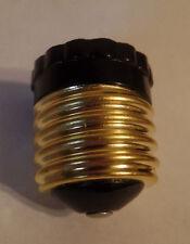 Standard Light Bulb Base E26 to Candelabra Base E12 Socket Reducer Adapter SO701