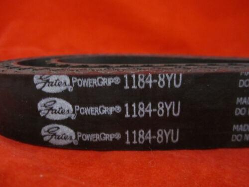 Unitta 1184-8YU-25 Timing Belt 1184mm L* 25mm W