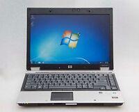 "HP EliteBook 6930p 14"" Core 2 Duo 2.53GHz 4GB 160GB Windows 7 WiFi Clean Laptop"