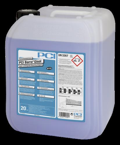 PCI Barra Antivuelco Gisol 20L Verkieselung Tratamiento Repelente Al Agua de