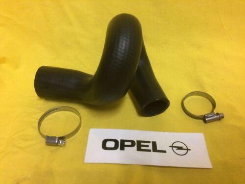 1,6 60//71//75//82//100//101 PS Nuevo sistema de inducción-manguera del radiador arriba Opel Astra F 1,4