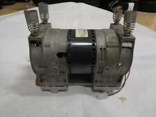 Used Thomas Vacuum Pump 2660ce50 989 B 115v R32