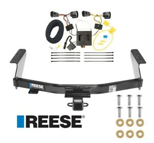 [SCHEMATICS_4FR]  Reese Trailer Tow Hitch For 07-11 Dodge Nitro w/ Wiring Harness Kit   eBay   2007 Dodge Nitro Trailer Wiring      eBay