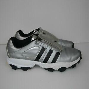 ADIDAS Adistar Field Hockey Shoes White Black Silver Women's Size ...