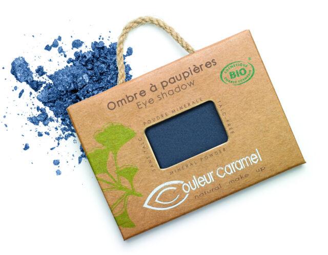 Couleur Caramel - Fard à paupières Nacré n°149 Gris profond Bio - 2,5 g