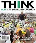 Think: THINK Social Psychology 2012 Edition by Kimberley J. Duff (2011, Paperback)