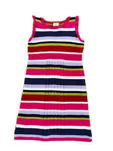 Discontinued-CRAZY-8-Girl-Size-14-Regular-Pink-Blue-Sweater-Dress