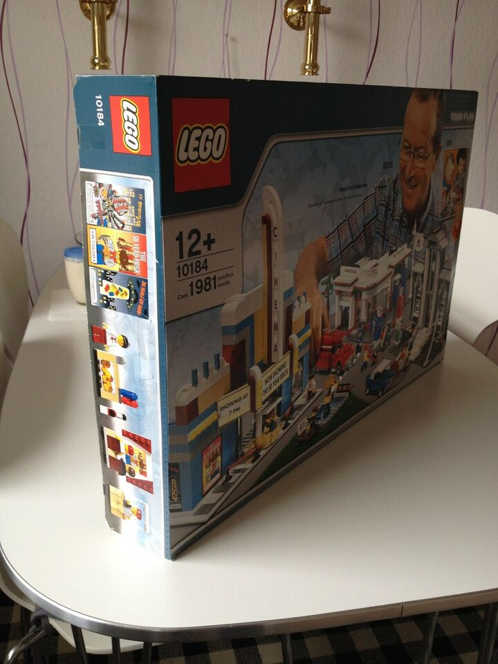 Lego Exclusives, 10184