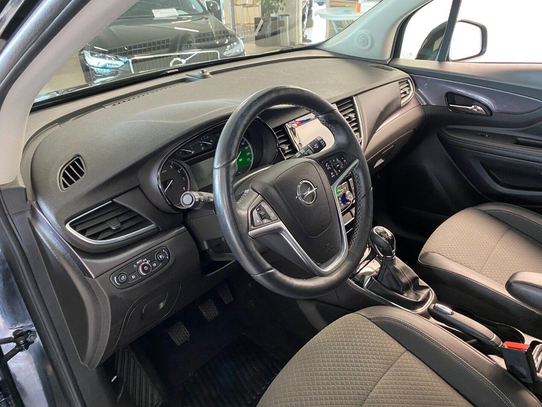 Billede af Opel Mokka X 1,4 T 140 Innovation