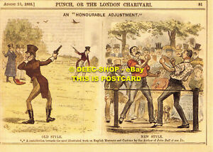 L124338 Punch. Or The London Charivari. Old Style. New Style. Boomerang Media. M