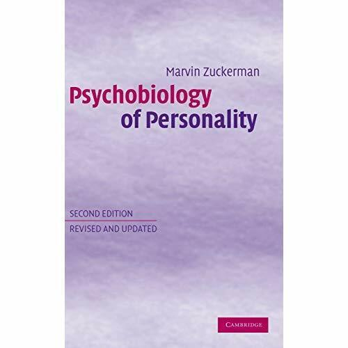 Psychobiology Personality Problems Behavioural Sciences 2e Marvin… 9780521815697