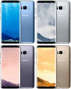 Samsung-Galaxy-S8-G950f-Libre-Garantie-Facture-Accessoires-en-Cadeau