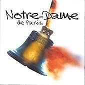 Notre Dame De Paris, Original Cast Recording, Very Good CD