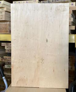 Basswood-Bass-Guitar-body-blank-kiln-dried-22-034-x-15-034-x-1-78-sanded-2-piece