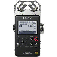 Sony Pcm-d100 High Resolution Portable Stereo Recorder