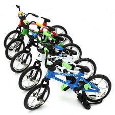 Fuctional Finger Mountain Bike BMX Fixie Bicycle Boy Toy Creative Game Gift 4.4""