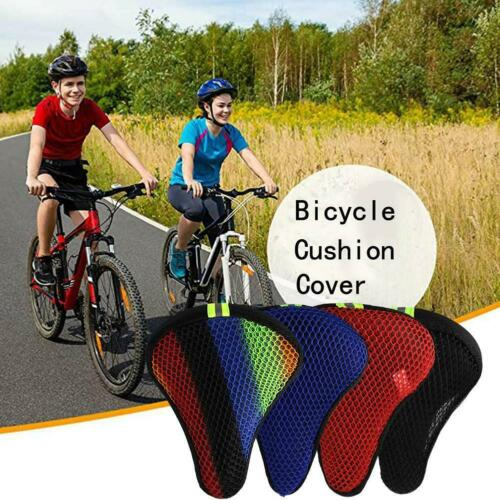 Bicycle Sun Protection Saddle Seat Cover Breathable Cushion Comfort Hot P0J9